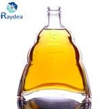 Botella de vidrio clásico de 1000 ml de sílice Flint