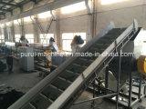 Riga di riciclaggio di plastica della pellicola del PE dei pp e riciclare macchina di plastica