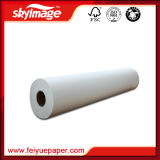 """63 """" Uncurled 70GSM/100GSM sublimation transfer PAPER roll"""