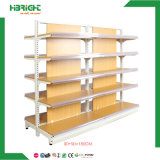 Double Sided Gondola Supermarket Display Rack