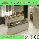最上質の光沢度の高いラッカー食器棚のドアデザイン