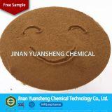 Lignina de dispersión del sodio del polvo del pesticida de la pulpa de madera (lignosulfonate)