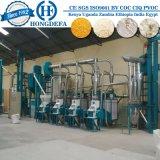 Kenia el maíz de alta calidad 10t/24h de la planta de molienda de maíz