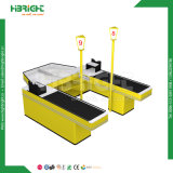 Best Quality Cashier Counter with Electric Motors for Shops