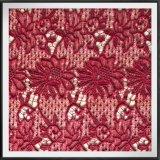 Букет из роз кружевной вышивкой хлопок ощущение Guipure кружевом