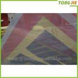 Sobre bandera ligera del acoplamiento del vinilo de la impresión del acontecimiento de la calle