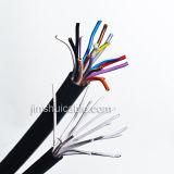 Медные провода оплетки кабеля управления на базе многоядерных процессоров