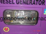 Lovol 디젤 엔진 침묵하는 발전기 (GF2 시리즈)
