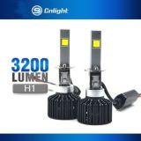 S2 potere H4 H7 H13 H11 H1 H3 9005 del kit Hi/Lo dell'indicatore luminoso della lampada delle lampadine del faro dell'automobile LED del faro 72W 8000lm C6 della PANNOCCHIA LED 9006 H13 9004 9007 9012 H16 880
