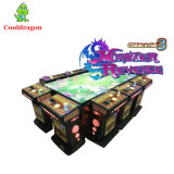Английская машина таблицы игр рыб стрельба видеоигры охотника короля 3 рыбы океана варианта играя в азартные игры