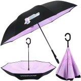 Рекламировать разные виды подарка зонтика дождя автомобиля бесплатной раздачи венчания
