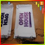 Förderung-Fahne, Fahne, Vinylfahne für Verkäufe (TJ-19) bekanntmachend