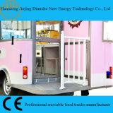 De Vrachtwagen van het voedsel met het Materiaal van de Thermische Isolatie Te kopen (Ce)