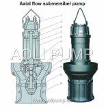 Pompa del mezzo sommergibile di flusso assiale di Qz
