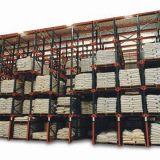 Промышленный привод большой мощности хранения пакгауза в вешалке паллета