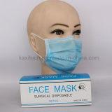 Chirurgische schreibt Gesichtsmaske-gebrauchsfertige Lieferanten-Ohr-Schleife gebundener Kegel Kxt-FM01