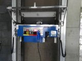 De beroeps die het Automatische Gips van het Mortier van het Pleister van het Cement van de Muur vervaardigen geeft de Machine van de Robot terug