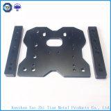 Части CNC высокого качества подвергая механической обработке, части алюминия анода