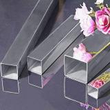 Soldadura de acero inoxidable tubo cuadrado (304)