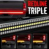 3W Redline Triple Jeep Wrangler, feu arrière LED
