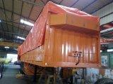 40 Tri футов трейлера бортовой стены Axle Semi
