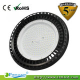 for Short Exhibition Station Lighting 200W UFO LED High Bay