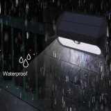 Lampe imperméable à l'eau actionnée solaire neuve de garantie du jardin 26LED de lumière de mur de détecteur de mouvement de DEL PIR