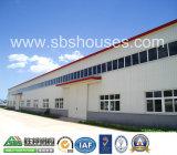Casa prefabricada del almacén de la estructura de acero