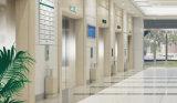 2パネルの側面の入り口または中心開始の病院のエレベーター