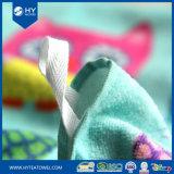Реактивное полотенце пляжа хлопка печатание с петлей