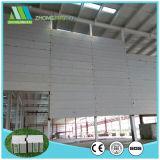 Painel de parede interior/exterior energy-saving de pouco peso do sanduíche do EPS para industrial