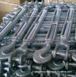 Galvanisierter legierter Stahl-langer Behälter, der Stab peitscht