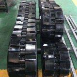 Trilha de borracha da máquina escavadora (B320X86X52) para a maquinaria de construção