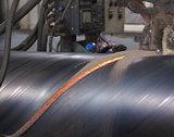 Спиральная затопленных Arc Сварные стальные трубы (ssaw)