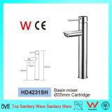 Novas e modernas Sanitária de água da torneira torneiras pia do banheiro com marca de água/Wels