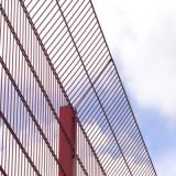 Galvanizzato o Powder Coated Double Sports Mesh Fence (BF DWF)