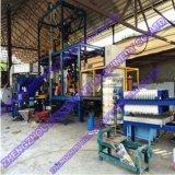 Professional projet complet de fruits frais Bunch Machine de traitement de l'huile