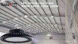Indicatore luminoso dell'interno della baia del UFO 200W alto LED di prezzi bassi della fabbrica per la corte di sport di tennis del magazzino