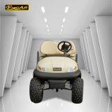 Carrello di golf elettrico di Seater del carrello 4 del randello di uso di Militery