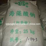 Produto comestível do Alginate do sódio/classe industrial