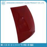 Curvo caliente especial templado de vidrio dicroico