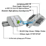 Straßenlaterneder Leistungs-IP67 im Freien des Licht-300W LED