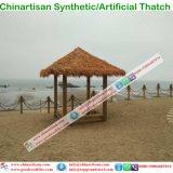 Materiali artificiali delle mattonelle di tetto Thatched delle foglie di palma del Thatch sintetico caldo di vendita