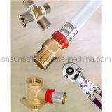 Kompressions-Befestigungen für mehrschichtiges Rohr (HJFC500)
