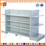 Shelving resistente personalizado Manufactured do supermercado do metal (Zhs219)