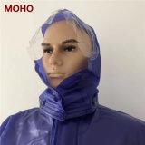 Venda por grosso de filamento de 40 Mar Adulto Raincoat plástico calças de chuva