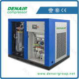 Il rendimento elevato raffreddato ad acqua dirige il compressore d'aria guidato della vite