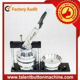 Einfache Bedienung Taste Making Machine Button Maker mit austauschbaren Formen Sdhp-N4