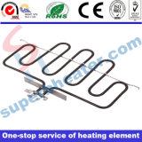 Elemento riscaldante tubolare dei riscaldatori del forno del BBQ