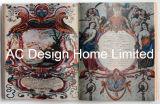 النهضة [بو] [لثر/مدف] خشبيّة كتاب شكل جدار فنية